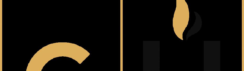 logotipo cucu bar gastro bar